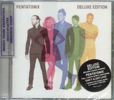 Pentatonix Pentatonix Deluxe Edition + 4 Bonus Tracks Sealed Cd 2015