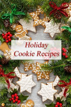 #Holiday #Cookie Recipe, Delicious #Christmas Cookies