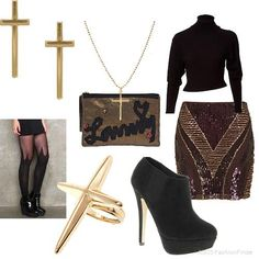 Christmas outfit  | Women's Outfit | ASOS Fashion Finder