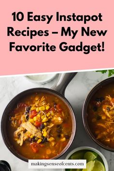 10 Easy Instapot Recipes – My New Favorite Gadget! Easy Instapot Recipes, Budget Meals, Meal Prep, Meal Planning, Curry, Favorite Recipes, Yummy Food, Gadget, Ethnic Recipes