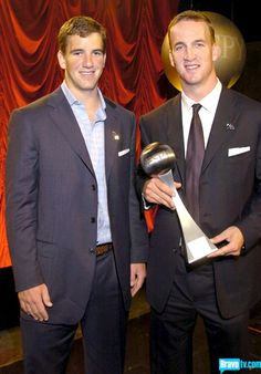 | Eli Manning, Peyton Manning