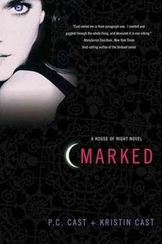 Another great young adult paranormal series with an interesting take on vampires!
