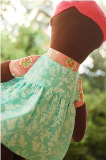Free pattern: Sundress for the Dolly Donation girl doll | Sewing | CraftGossip.com