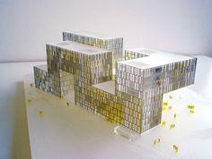 Cite Des Affaires in Saint-Etienne / Manuelle Gautrand Architecture CITE DES AFFAIRES IN SAINT-ETIENNE / Manuelle Gautrand Architecture – ArchDaily