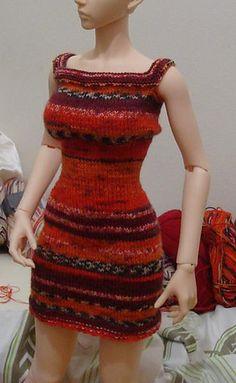 Garter Yoke Dress for Big Busted EID - I wonder if this would fit Sadraline...hmmm