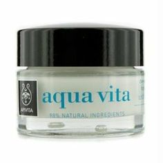Apivita Aqua Vita 24H Moisturizing Cream-Gel (For Oily/Combination Skin) - 50ml/1.76oz by Apivita. $44.33. A natural intensely nourishing cream Formulated with chaste tree to boost moisture Blended with oat & lecithin to lock in 24-hour moisture Loaded with propolis to regulate oiliness & provide antiseptic action Enriched with organic geranium essential oil that revitalizes skin & spirit Skin appears firmer, smoother, more matte & younger looking Ideal for oily or com...