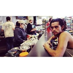 """2,241 Likes, 5 Comments - DYLAN RIEDER (@streetking.dylanrieder) on Instagram: """"April 5, 2014 DYLAN waiting for a smoothie  Photo by @andycarlson #dylanrieder #trueblue…"""""""