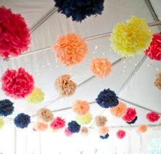 Craft Stick Crafts, Diy Crafts, Brunch Decor, Aisle Markers, Easter Crafts For Kids, Crochet Patterns For Beginners, Bat Mitzvah, Tissue Paper, Wedding Decorations