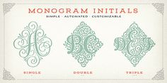 betype:  Adorn by Laura Worthington (More than a typeface). This...