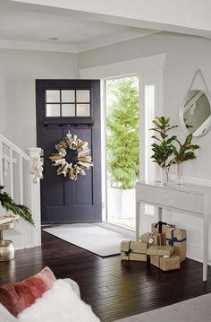 Have You OneStep Styled Your Front Door This Spring - Shaker front door