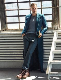 Photographed by Hunter & Gatti, Swedish actor Alexander Skarsgård covers the fall-winter 2016 issue of Vs. The Legend of Tarzan star embraces relaxed… Skarsgard Brothers, Skarsgard Family, Alexander Skarsgård, Mcq Alexander Mcqueen, Alex The Great, Swedish Men, Eric Northman, Le Male, Tarzan