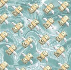 Flying Money Emoji Background   www.pixshark.com - Images ...