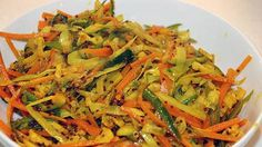 Mauritian Pickled vegetables recipe (achard) : worth making and goes with everything. Highly addictive!