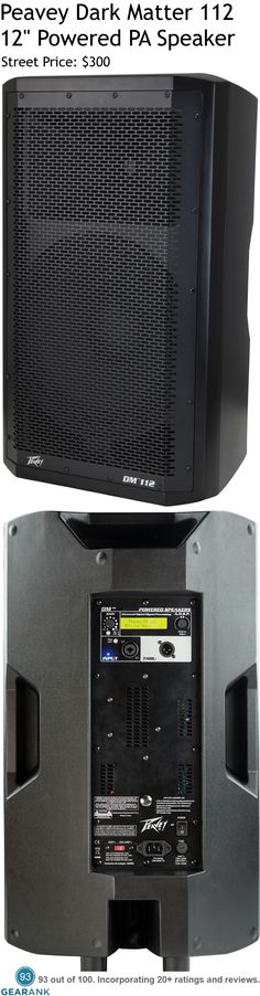 Here are the best ✅ Powered PA Speakers ✅ (also known as active PA speakers) as determined by their Gearank scores out of Powered Pa Speakers, Audio Engineer, Dark Matter, Rigs, Crossover, Tecnologia, Audio Crossover, Wedges