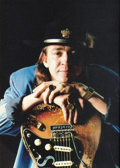 Stevie Ray Vaughan. Never would have picked up my first electric guitar if it wasn't for this man.