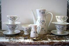 Tea Set Coffee Set Rosenthal Coffee Pot by VintageShoppingSpree, $82.00