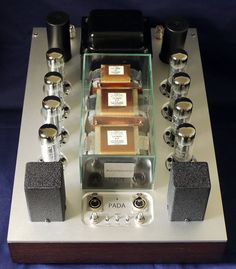 The PADA is the leader of an innovative generation of amplifiers of…