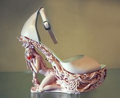Sandalias de Cristina Franceschini