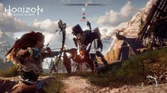 Horizon Zero Dawn will be released February 28, 2017, for PS4.