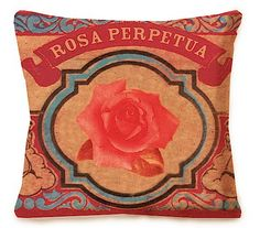 "!Arriba Chica!, loosely translated to mean ""Go for it, girl!""  Arriba Chica offers my orignial art + original home decor pillows infused with design elements from Mexican culture.   www.etsy.com/..."