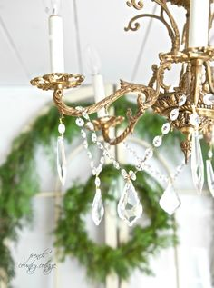 FRENCH COUNTRY COTTAGE: Christmas in the Cottage