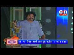 CTN Comedy រឿង បិតាសណ្ដាប់ធ្នាប់ 23 May 2015 - Pekmi Comedy