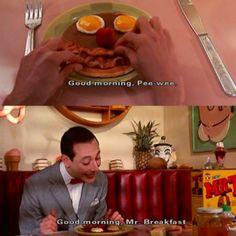 Pee-wee's Big Adventure YESS! I love Pee-wee!!