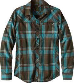 prAna Men's Farley Long-Sleeve Shirt