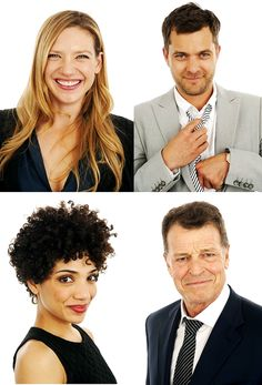 What a CUTE cast we have! <3 (Fringe TV Series) ....need a Fringe fix. Missing the show already!