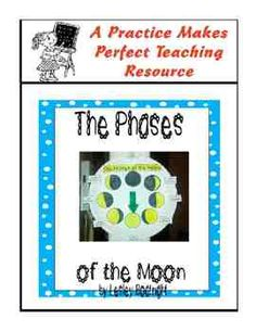 Moon Phases:  A Science Craft Project