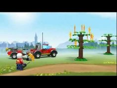 Lego Image: Lego City Fire Plane - 4209