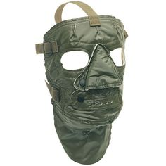 WINTER-EXTREME-COLD-WEATHER-ARMY-PROTECTION-FACE-MASK-HIKING-SKIING-BIKING-OLIVE