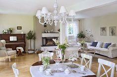 Decoração Cottage é o charme dessa casa!