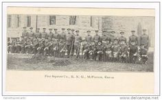 First Seperate Co., K.N.G., McPherson , Kansas , 00-10s - Delcampe.com