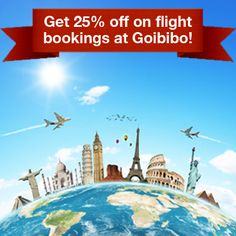 Have you planned your #summer #vacation yet?    Book all your #travel arrangements from flight bookings to hotel stay on and avail great #discounts. T apply