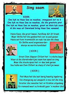 Afrikaanse Quotes, Auditory Processing, Kids Songs, A Blessing, Child Development, Nursery Rhymes, Music Songs, Kids And Parenting, Good To Know