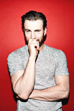 ‪Chris Evans for Empire magazine, Summer 2017 Issue.