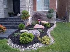 front garden landscaping - LightHouseShoppe.com | LightHouseShoppe.com