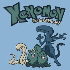 Xenomon Evolution by Baznet