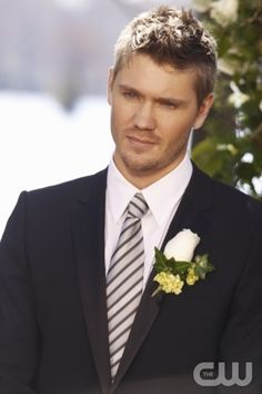 Chad Michael Murray as Lucas - OTH