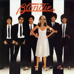 Blondie: Parallel Lines Album Cover Parodies. A list of all the groups that have released album covers that look like the Blondie Parallel Lines album. Iconic Album Covers, Greatest Album Covers, Rock Album Covers, Classic Album Covers, Music Album Covers, The Who Album Covers, Box Covers, The Velvet Underground, Beatles