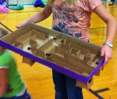 Stuff Students Say and Other Classroom Treasures: Cardboard Carnival!