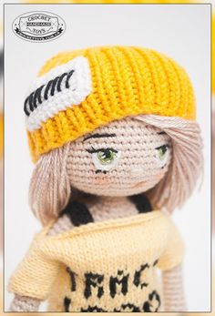 All toys from CrochetToys. Игрушки ручной работы ☆: