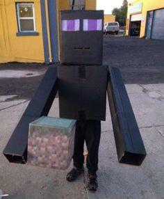 supercrafty halloween costume contest minecraft