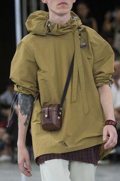 Lanvin Spring 2018 Men's Fashion Show Details