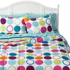 Xhilaration® Dot Comforter Set