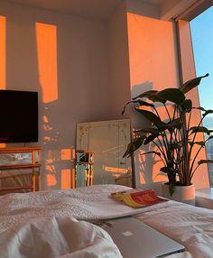 Home Interior Living Room .Home Interior Living Room Room Ideas Bedroom, Bedroom Decor, Bedroom Inspo, Entryway Decor, Aesthetic Room Decor, Dream Rooms, Dream Bedroom, Summer Bedroom, My New Room