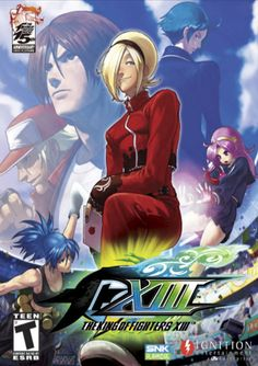 The-King-Of-Fighters-XIII-Download-Cover-Free-Game