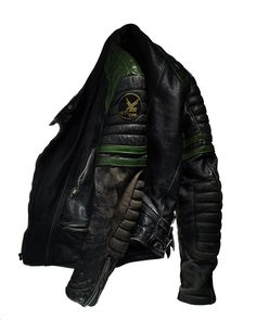 b24dd6656263 worn leather motorcycle jacket from David Lewis Taylor Men s  Fashion,Style,Vestments,