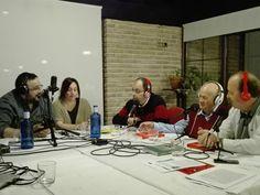 Andrés Jiménez en un momento de su participación como invitado del programa